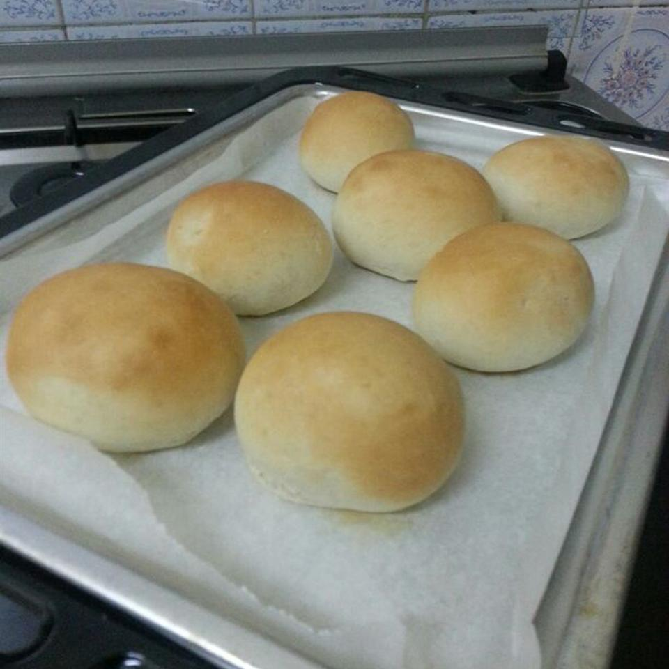 French Bread Rolls to Die For Mohammad Al-Zard