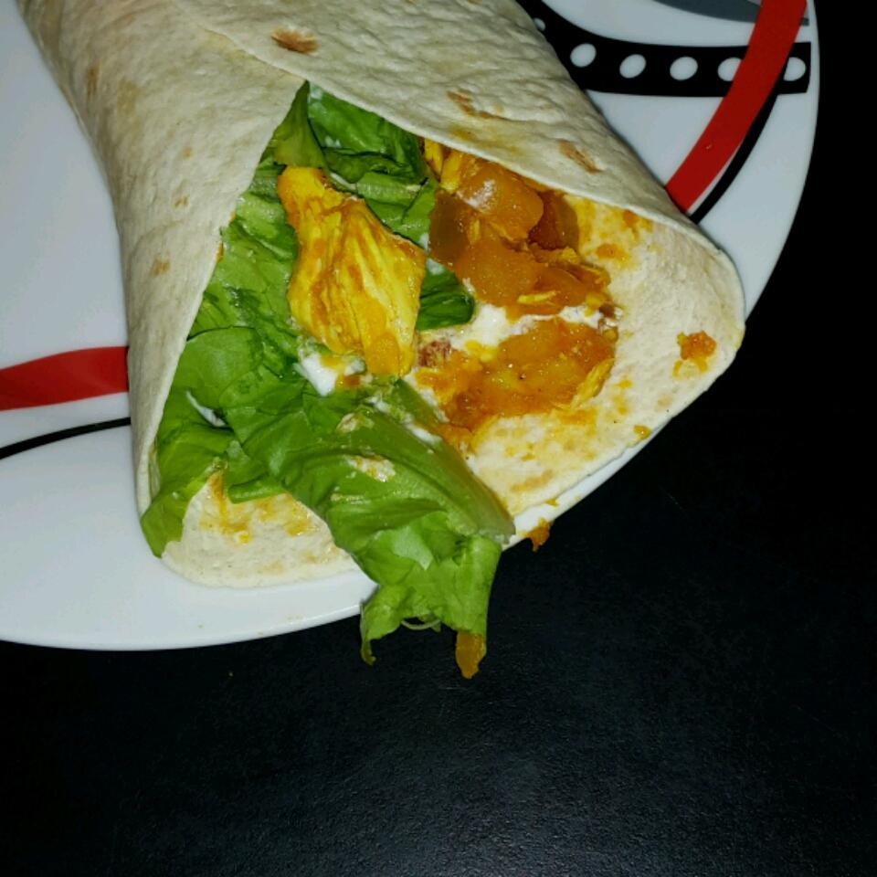 Turkey and Yam Spicy Tacos Dror Speiser