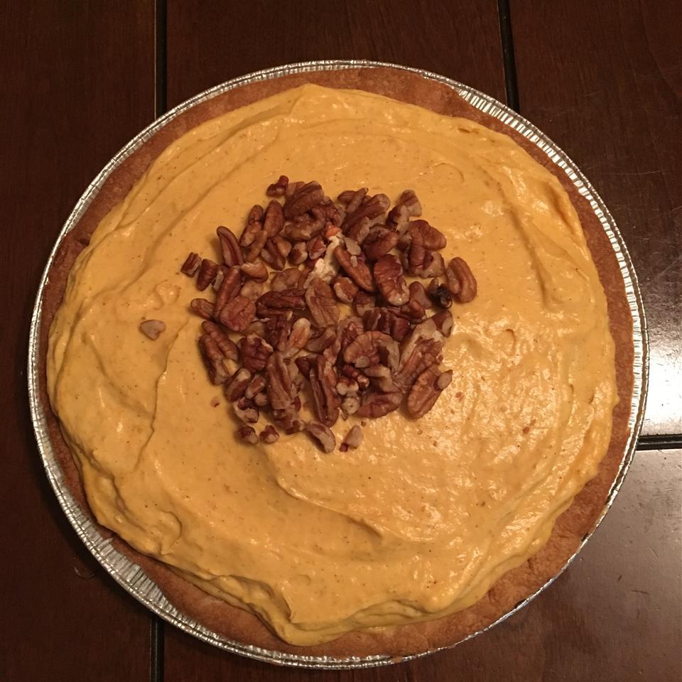 Pumpkin Cream Pie Jasmine Ayon