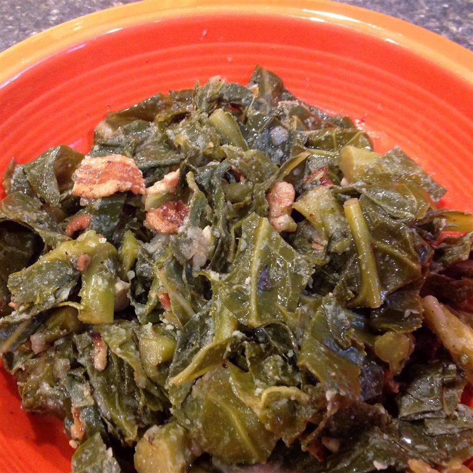Chef Scott's Kickin' Mixed Greens Michelle