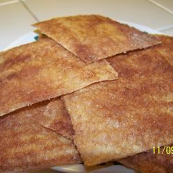 Cinnamon Sugar Crisps DLVMommy