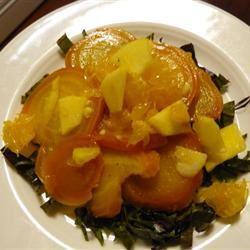 Beet, Orange and Apple Salad barbara