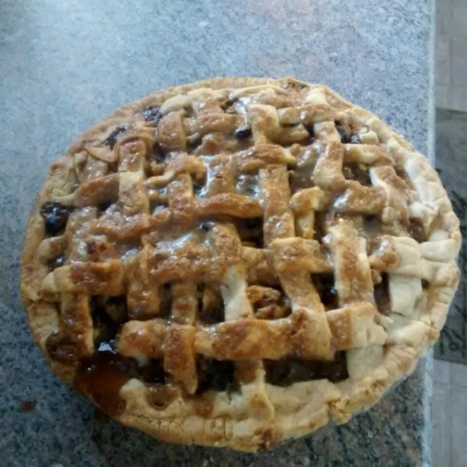 Mom's Double Pie Crust Maggie Norkunas