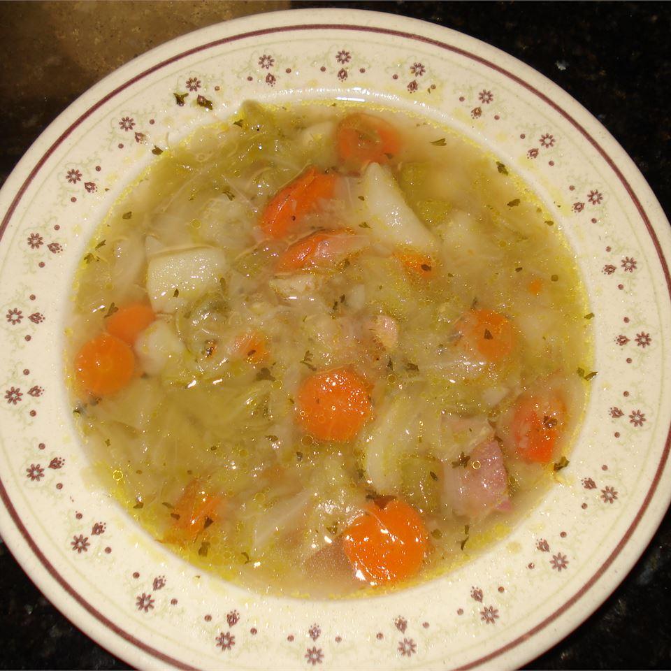 Cabbage Soup II Kristen O'Brien