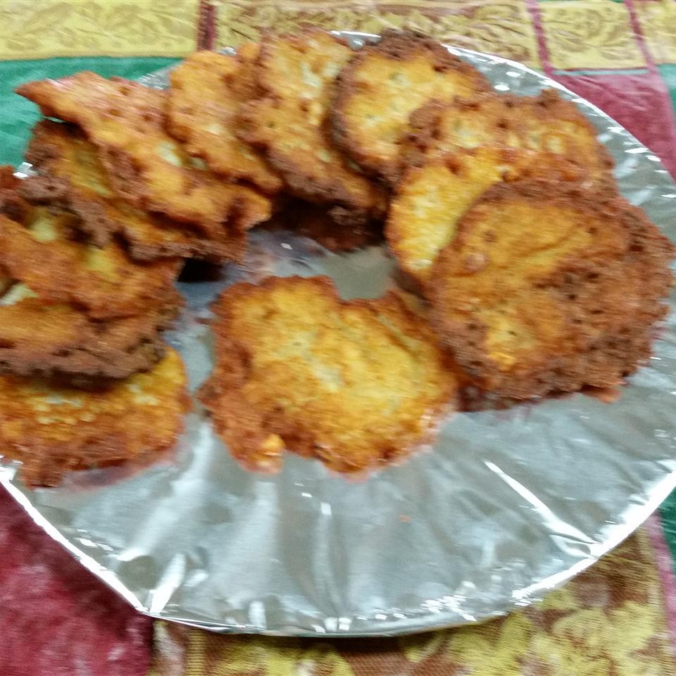Kay Dee's Recipe for Potato Latkes Ron Hari
