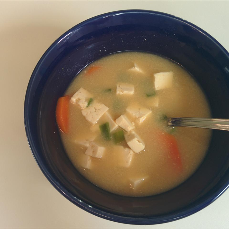 Miso Soup PozFeline