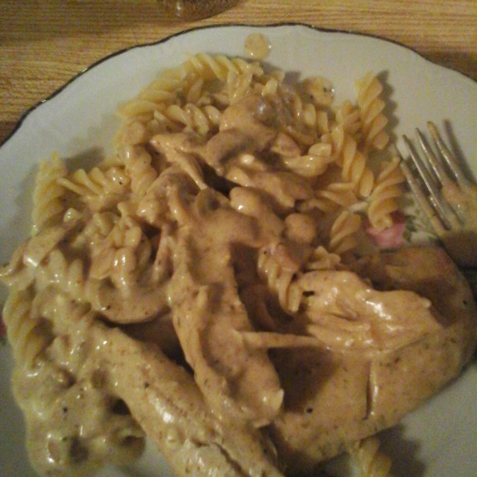 Slow Cooker Italian Chicken Alfredo Rick M