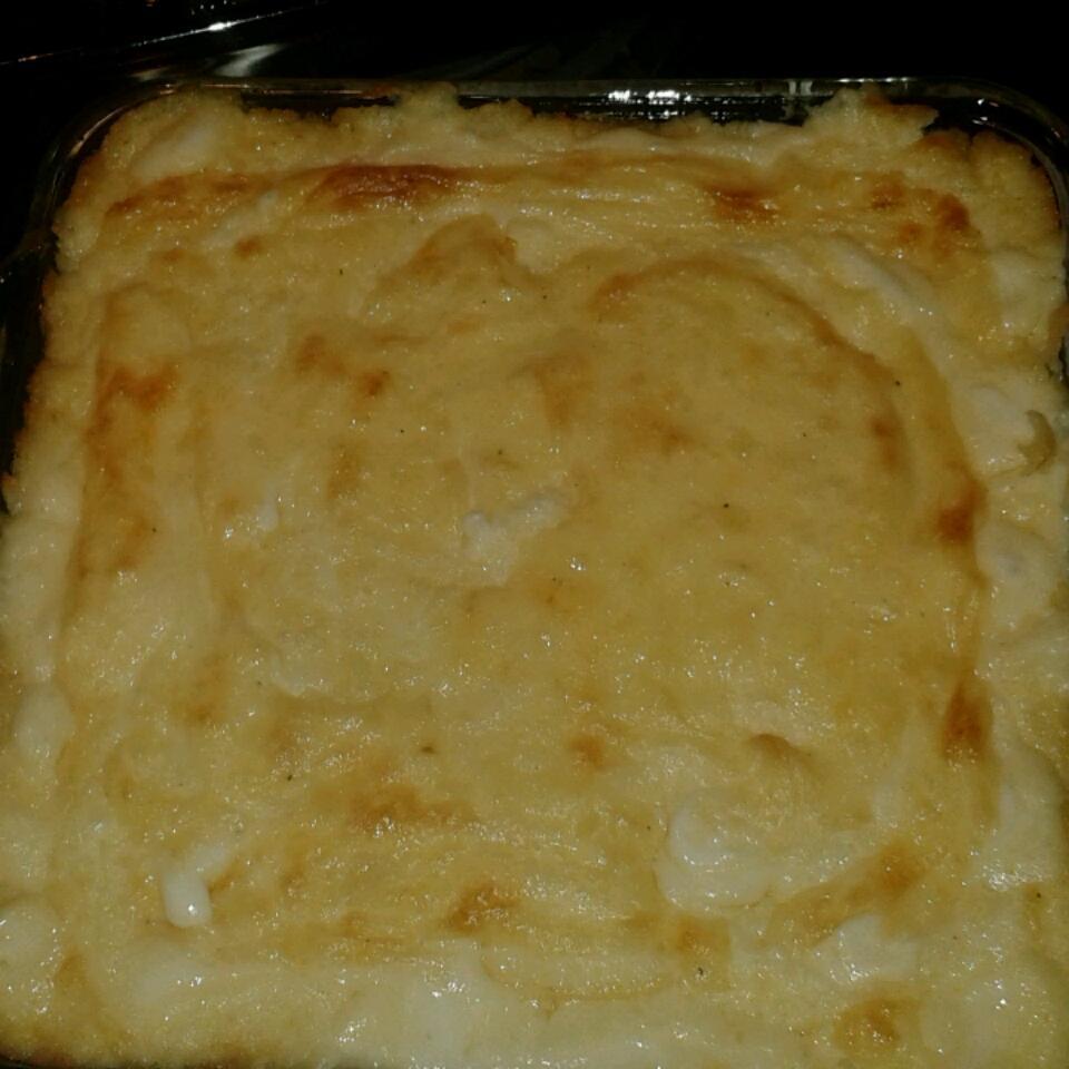 Cream Cheese Mashed Potatoes MsCal3000