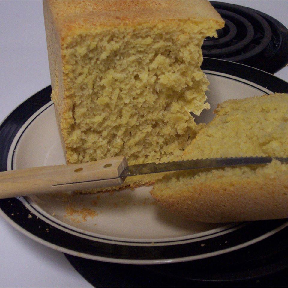 Crusty Cornbread