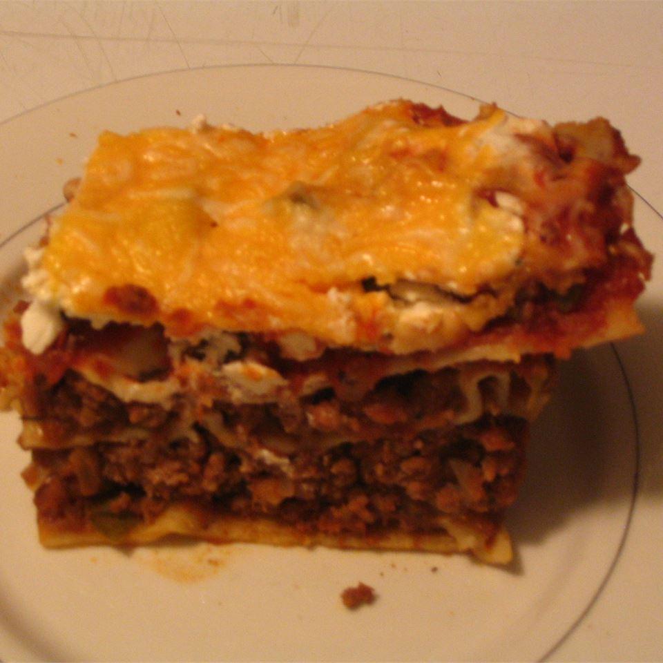 Mexican Lasagna I Vicky Caslin