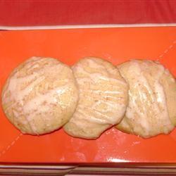 Eggnog Cookies I