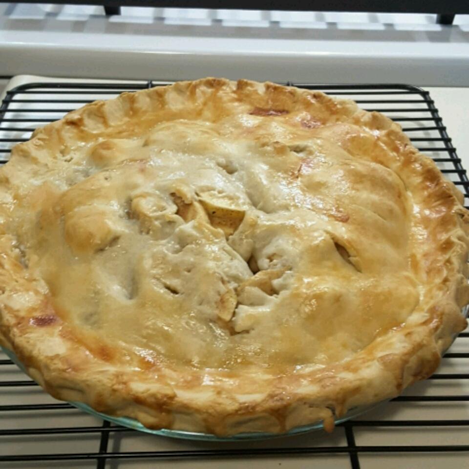 Canadian Apple Pie Donna Jones