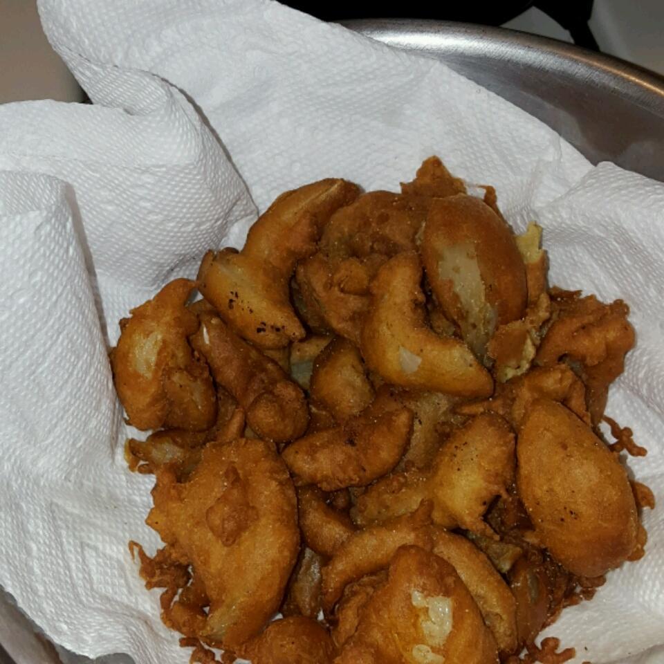 Deep-Fried Onion Rings Kim Thornton Kleckner