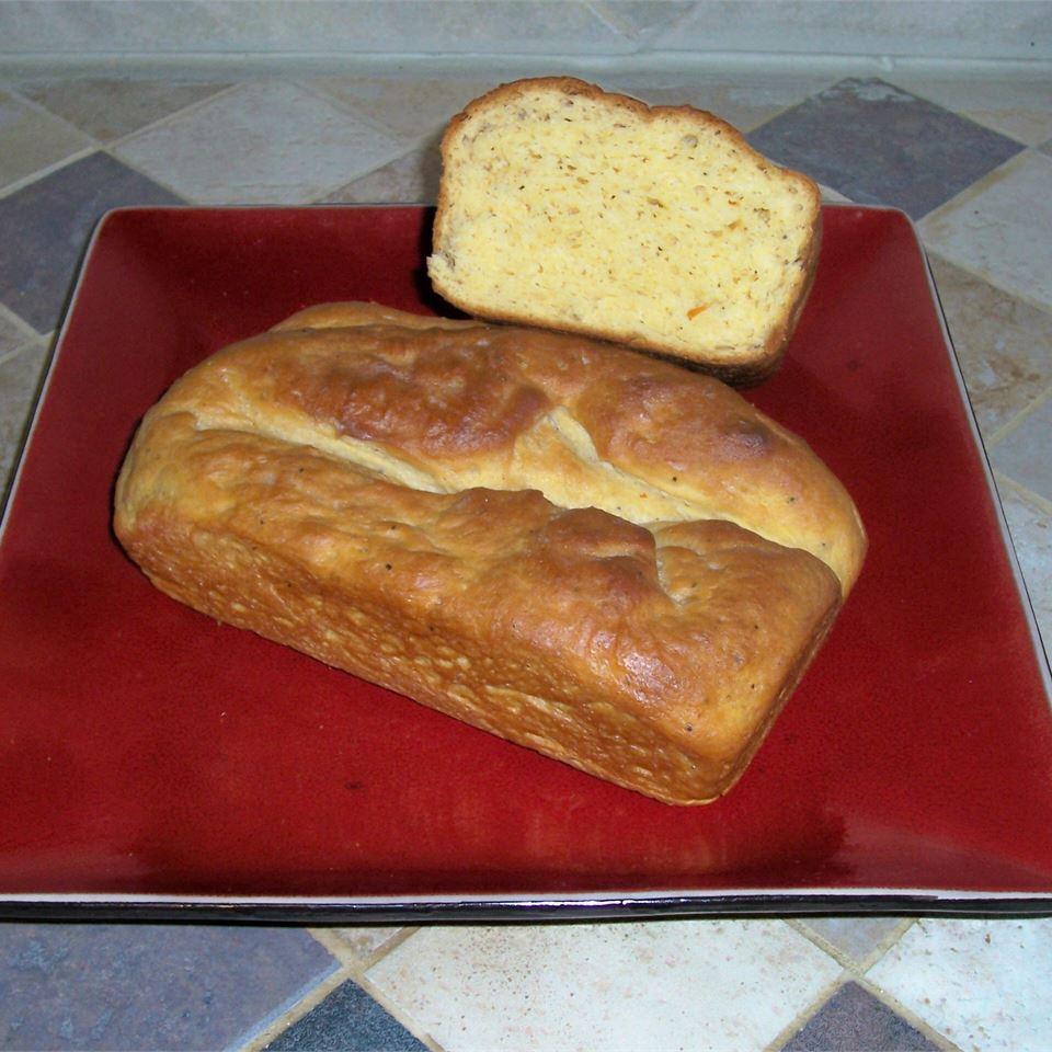 Una's Cheddar Beer Bread Heather Cook