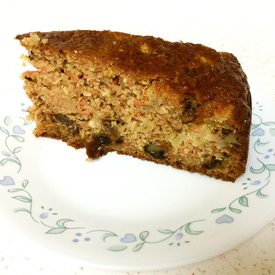 Sam's Famous Carrot Cake Sakineh