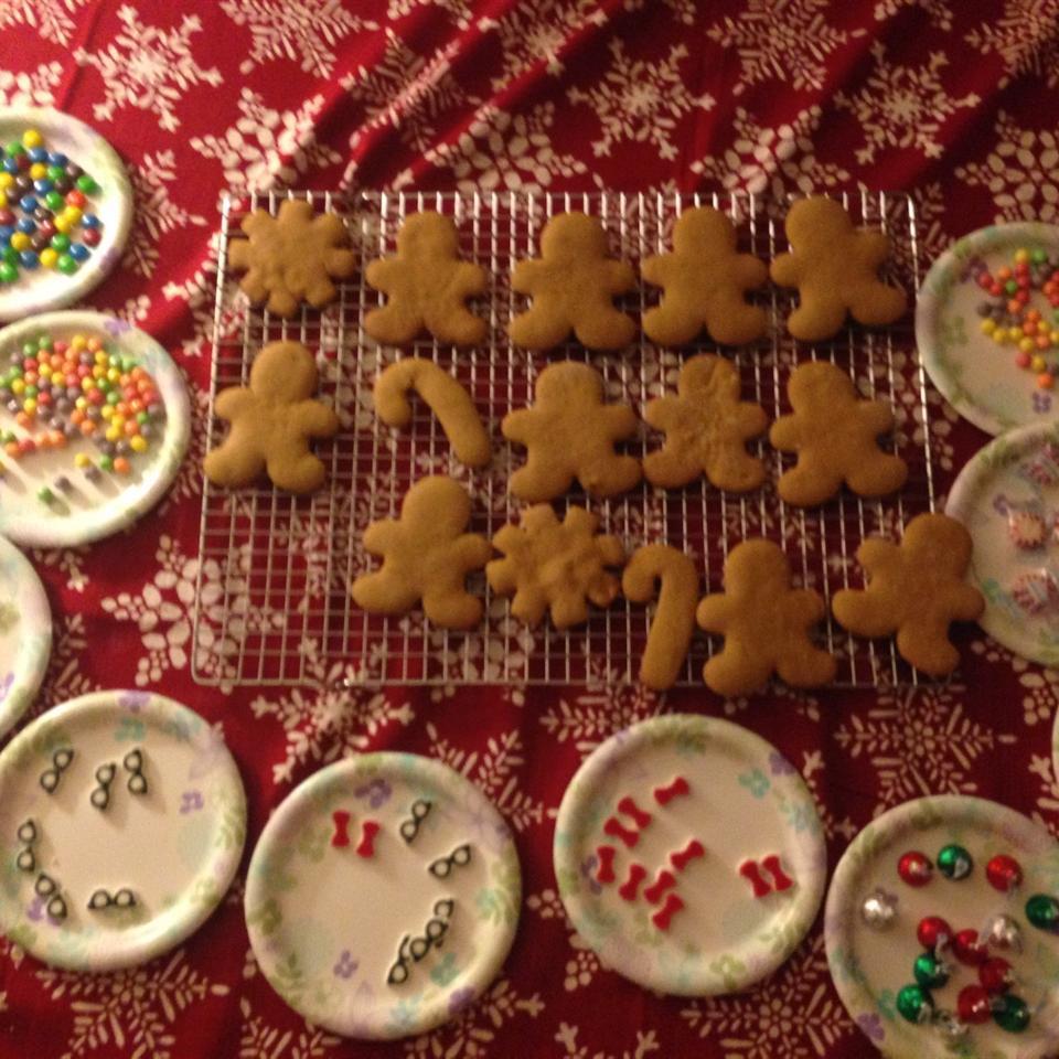 Gingerbread Cookies II