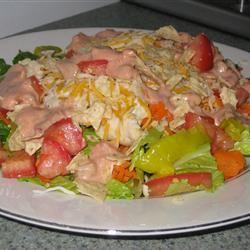 Santa Fe Chicken Salad