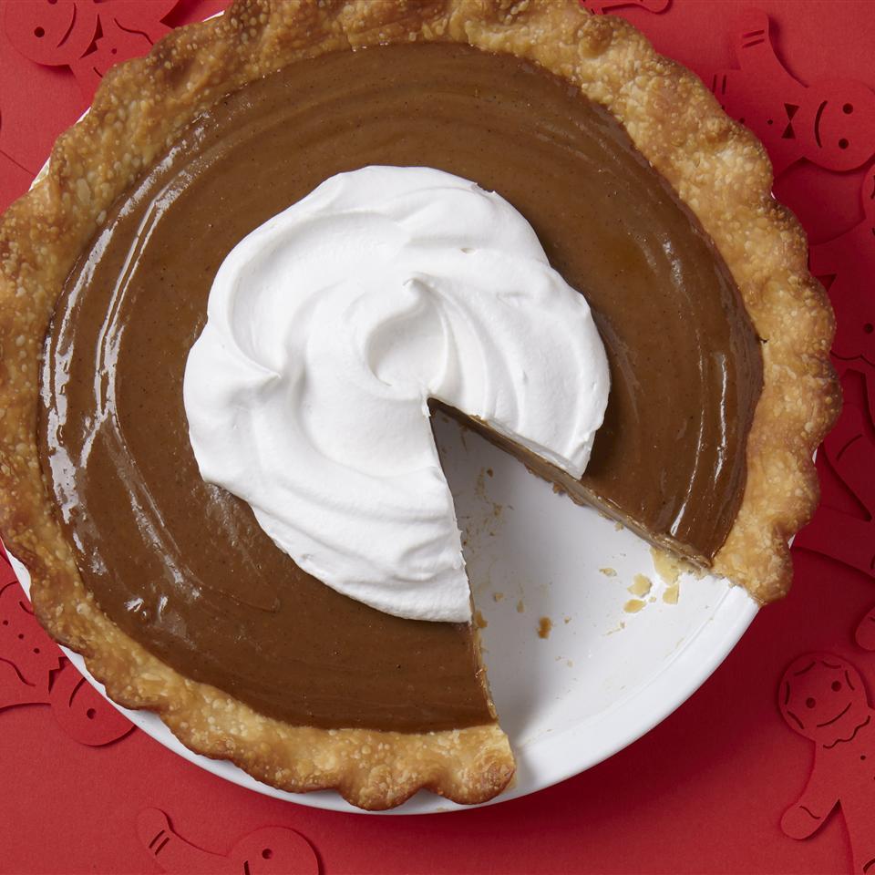 Silky Gingerbread Pie Allrecipes Magazine