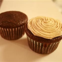 Guinness® Cupcakes with Espresso Frosting kirstenburns