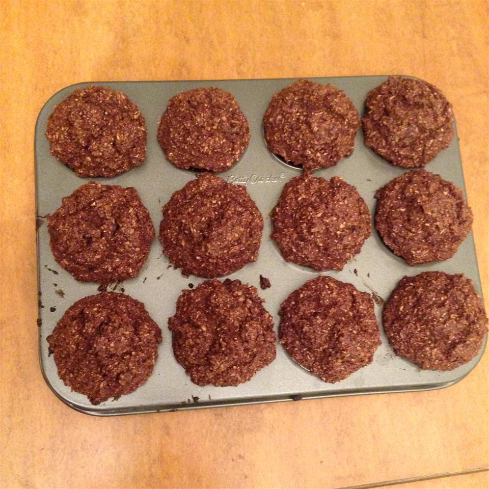 Delicious Banana Vegan Muffins (Sugar Free) chiccups