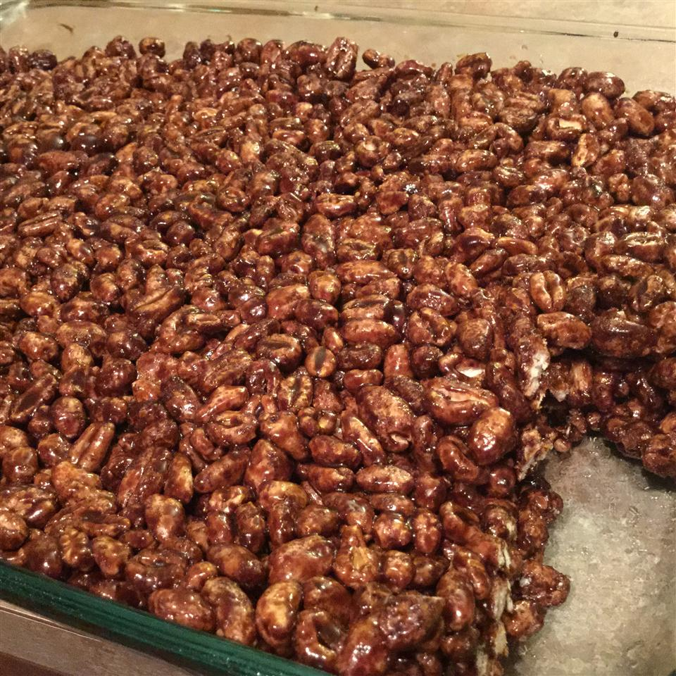 Cafe-Style Puffed Wheat Squares rebekahdiane