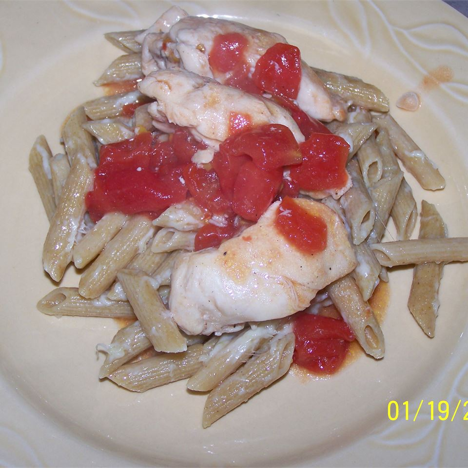 Anthony's Lime Chicken with Pasta TNociti