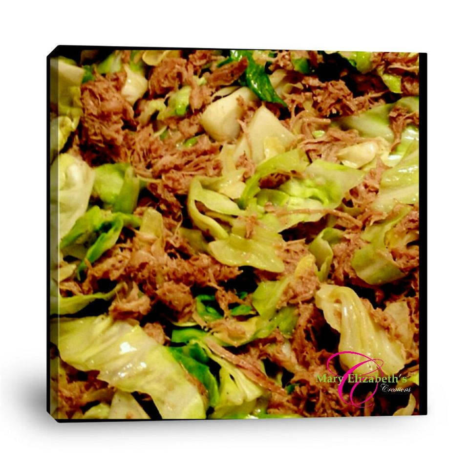Homestyle Kalua Pork with Cabbage in a Slow Cooker mcarter619