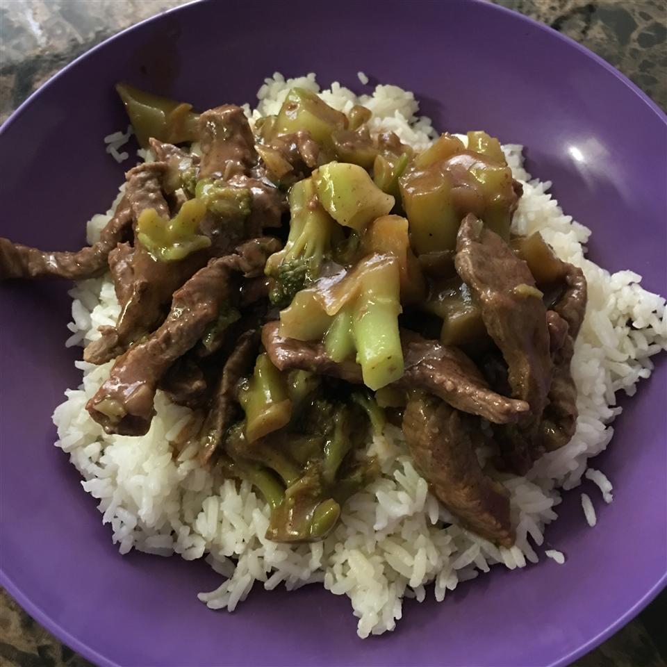 Stir-Fried Beef and Broccoli from McCormick® OhMy Starz