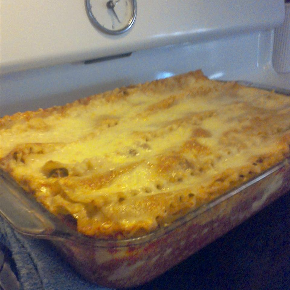 Grandma's Best Ever Sour Cream Lasagna John Gilpatrick