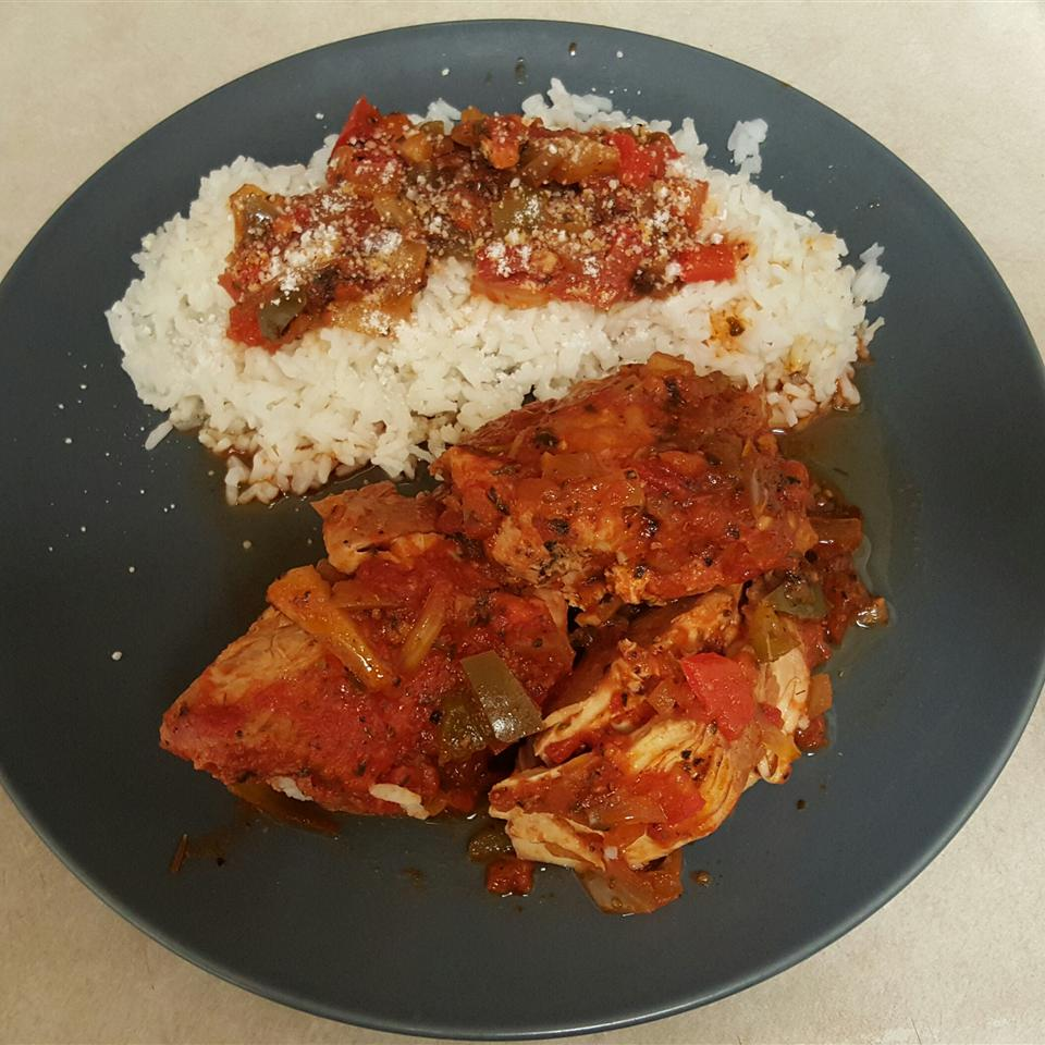 Slow Cooker Chicken Cacciatore Frank D.