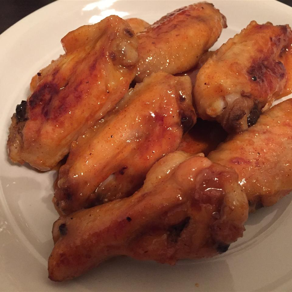 Sweet Spicy Wings