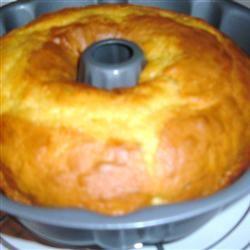 Moist Caramel Apple Cake