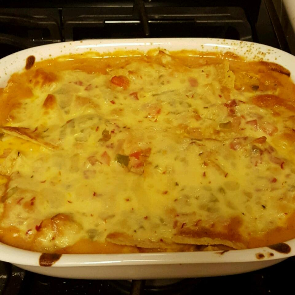 King Ranch Chicken Casserole Sandie Moore