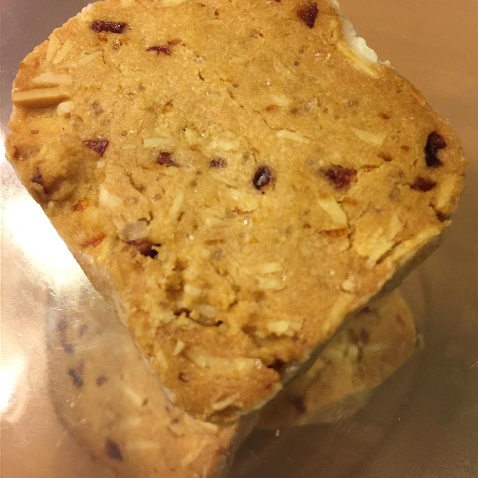 Citrus Shortbread Cookies emanuelle