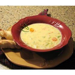 Beer Cheese Soup III