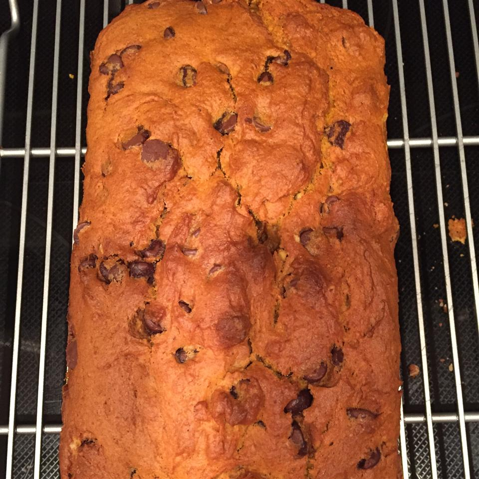 Chef John's Holiday Pumpkin Bread RPringle