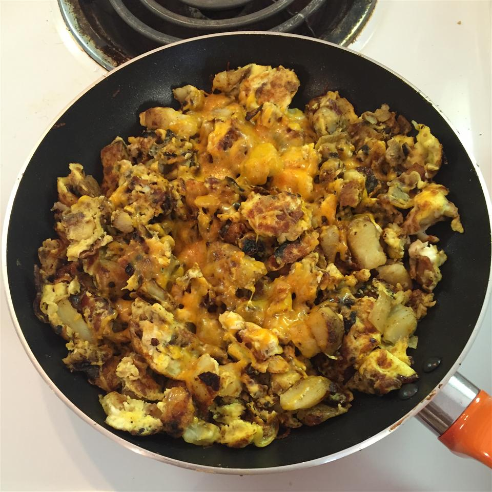 Potato Skillet James Martinez