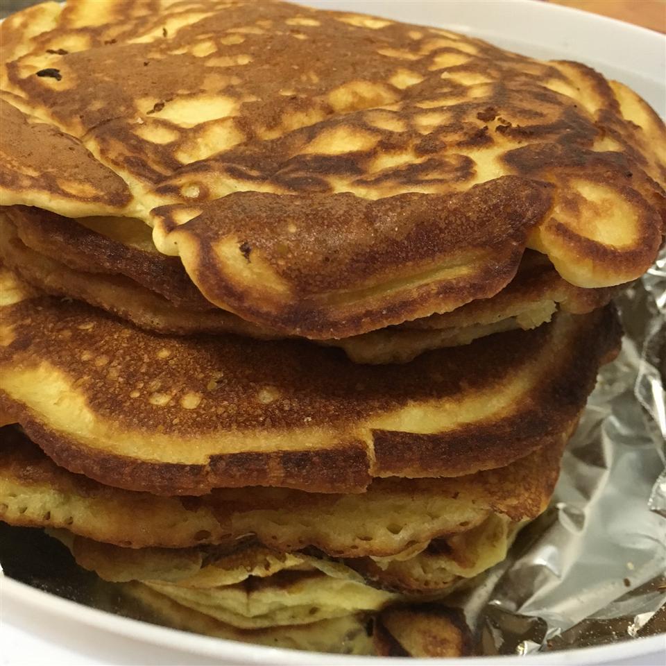 Buttermilk Pancakes II Ishant Dudhwal