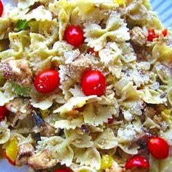 Chicken Pasta - Shannon Style