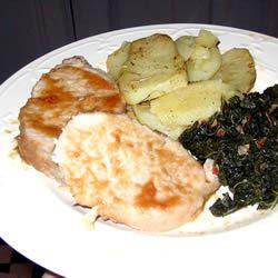 Easy Roasted Pork Kimber