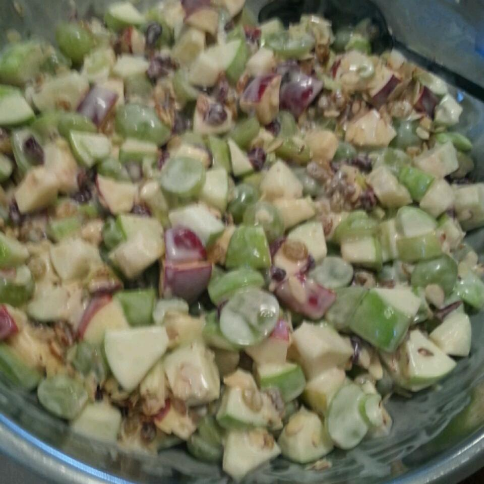 Jenny's Sweet Waldorf Salad Tina Louise