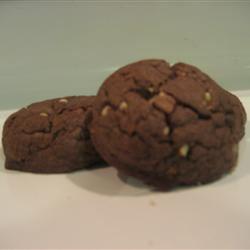 Chocolate Toffee Cookies I enerjy2000