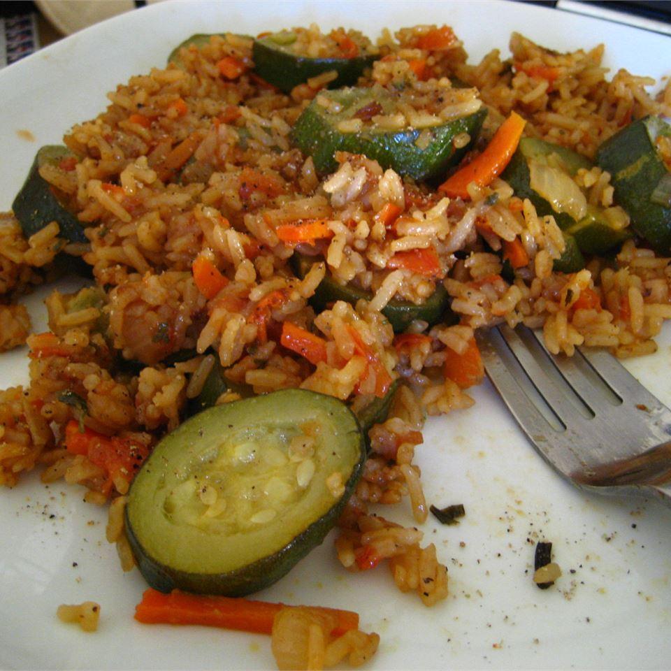 Zucchini-Tomato Saute vlady04