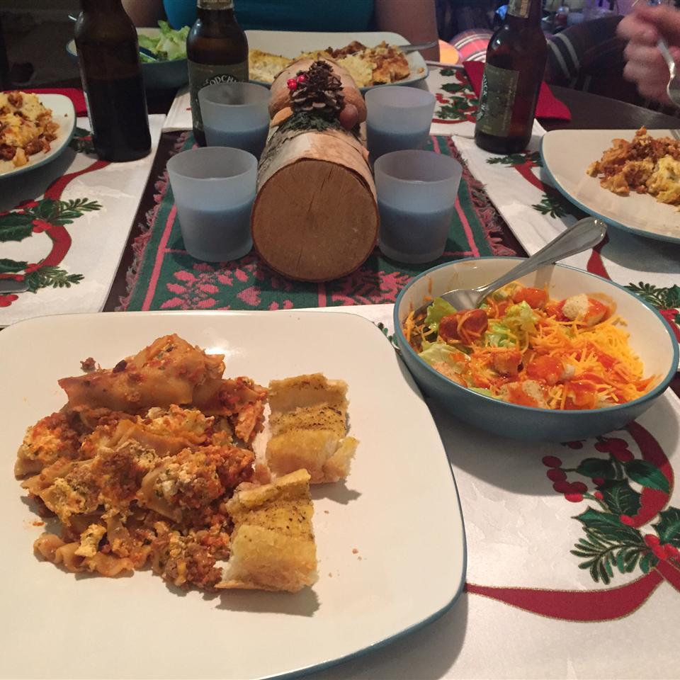 Slow-Cooker Lasagna Kelley