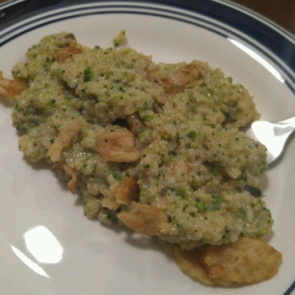Quinoa Broccoli Casserole Erin Smith