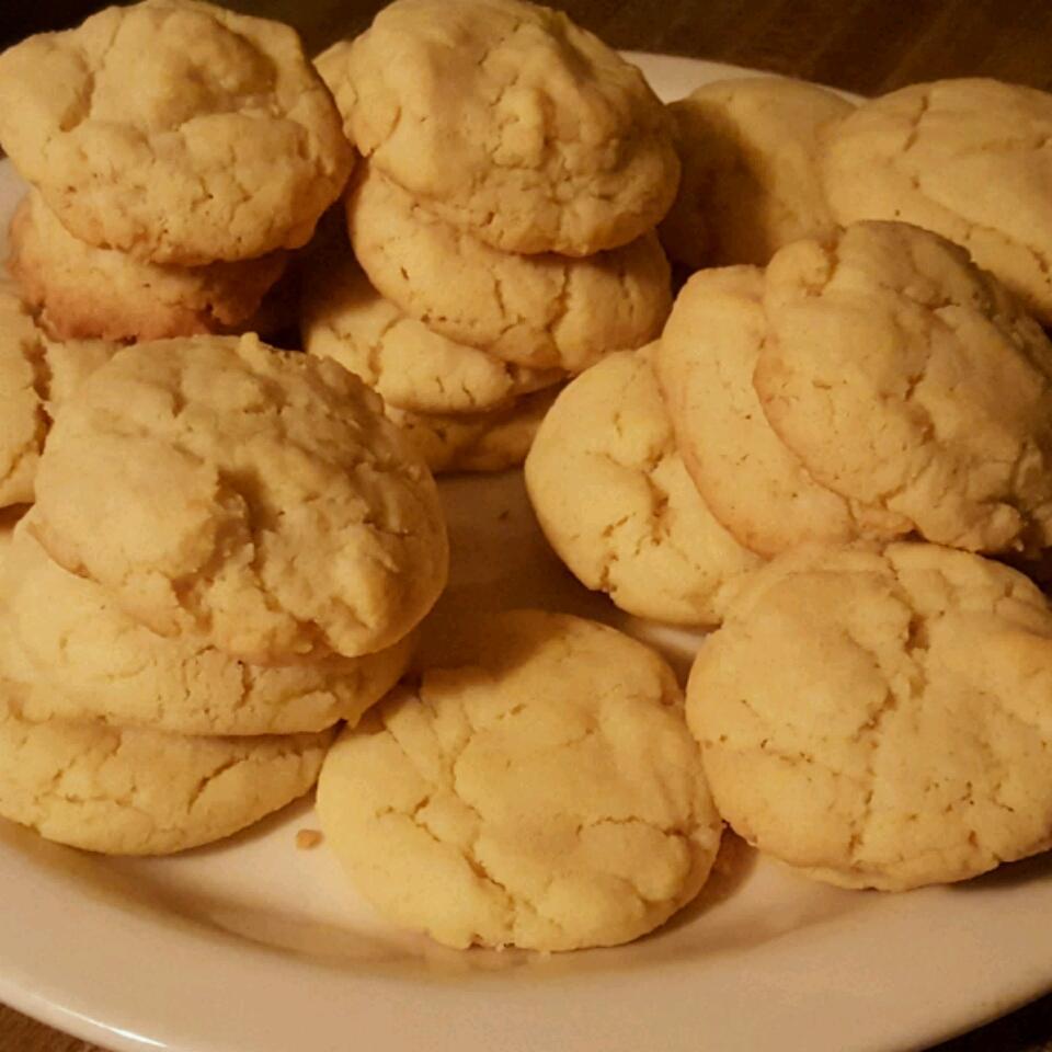 Cracked Sugar Cookies I Kim Huynh-Phan Combs