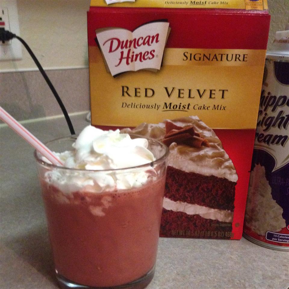Red Velvet Milkshake Richietux