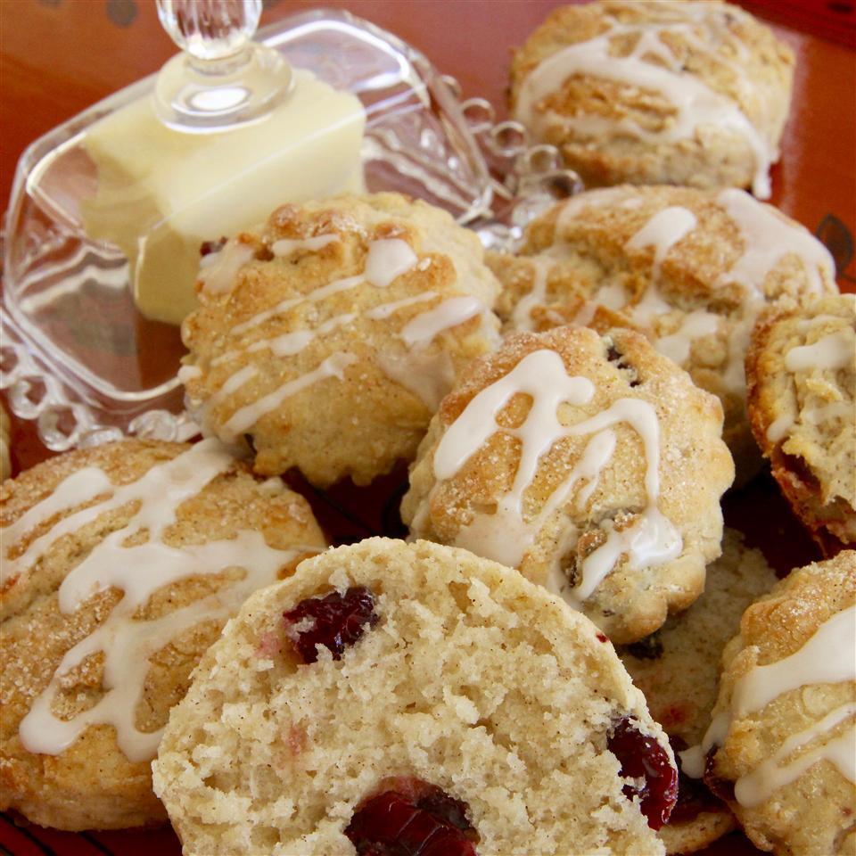 Cinnamon Sour Cream Biscuits Jennifer