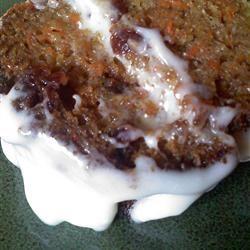 Cranberry Carrot Cake Gail Ann Hickman