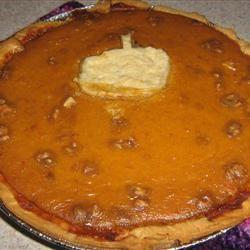 Vanilla Walnut Pumpkin Pie Shannon(a.k.a MurderSmooch)